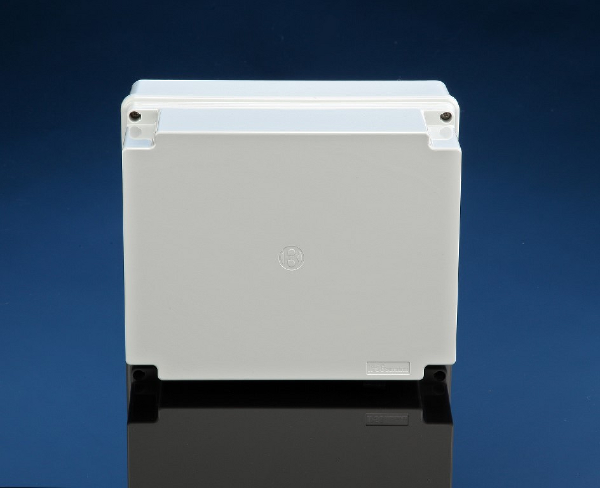 PC Series Enclosure– SS Screws