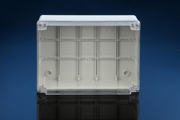 Transparent Cover Boxes