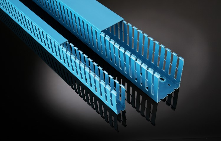 Blue Wire Duct