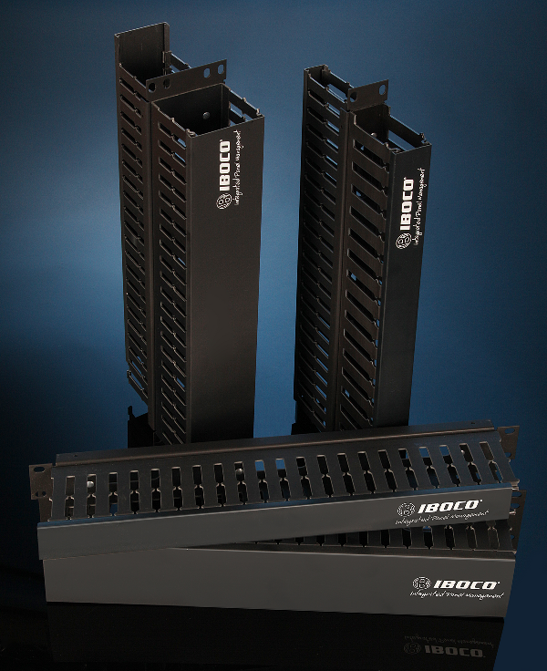Vertical Cable Management Systems
