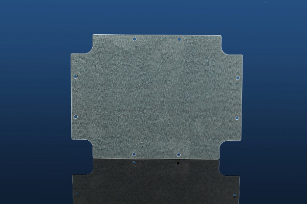 MP Steel Mounting Plates Series